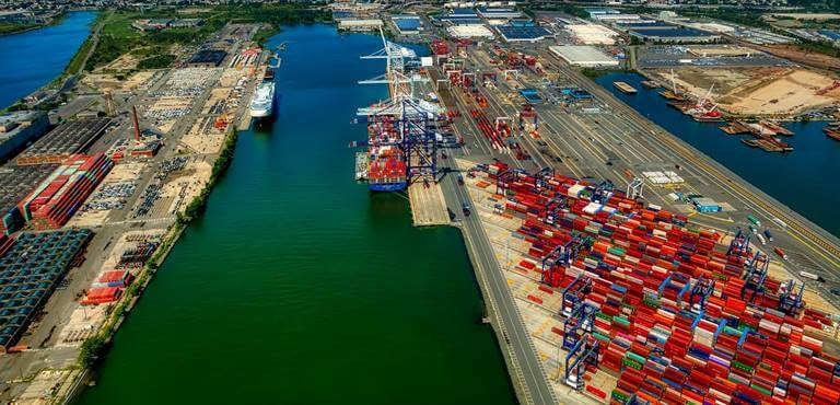 New York Port Volumes Stay Strong Despite Tight Drayage Capacity